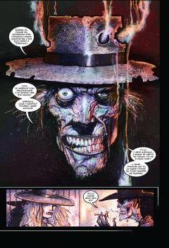 Комикс За пригоршню крови изображение 1