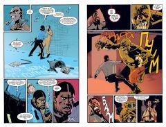 Комикс Бэтмен. Лечебница Аркхем. Ад на земле. Издание делюкс автор Дэн Слотт