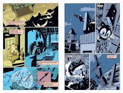 Комикс Бэтмен. Лечебница Аркхем. Ад на земле. Издание делюкс издатель Азбука-Аттикус