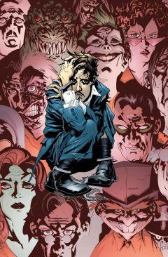Комикс Бэтмен. Лечебница Аркхем. Ад на земле. Издание делюкс изображение 2