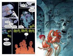 Комикс Бэтмен. Лечебница Аркхем. Ад на земле. Издание делюкс серия DC Comics