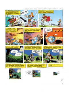 Комикс Астерикс. Щит Арверна источник Астерикс и Обеликс