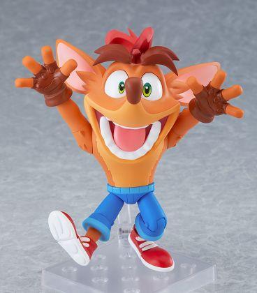 Nendoroid Crash Bandicoot фигурка