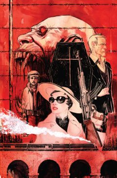 Комикс Американский вампир. Книга 3 источник Американский Вампир