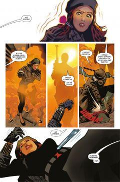 Комикс Чёрная Вдова. Поцелуй или смерть источник Black Widow