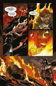 Комикс Дарт Вейдер: Тёмный повелитель ситхов серия Star Wars