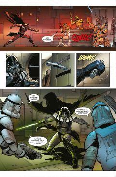 Комикс Дарт Вейдер: Тёмный повелитель ситхов источник Darth Vader