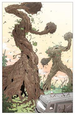Комикс Нечистая сила изображение 1