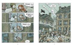 Комикс Тысячи жизней Ирены Сендлер изображение 1
