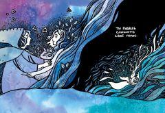 Комикс Знаки течения автор Юлия Никитина