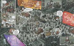 Комикс Тысячи жизней Ирены Сендлер автор Давид Эврар, Северин Трефуэль и Жан-Давид Морван