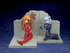 Фигурка Rei Ayanami Plugsuit Ver. New Movie Edition изображение 3