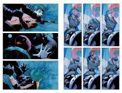 Комикс Бэтмен. Под Красным Колпаком жанр Супергерои, Боевик, Боевые искусства и Драма