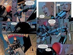 Комикс Бэтмен. Под Красным Колпаком изображение 1