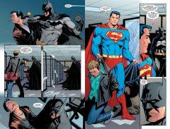 Комикс Бэтмен. Под Красным Колпаком автор Джадд Виник