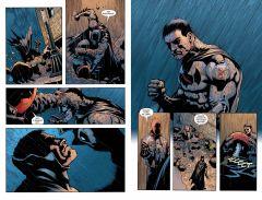 Комикс Бэтмен. Под Красным Колпаком источник Batman