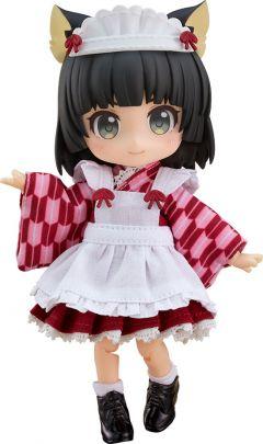 Фигурка Nendoroid Doll Catgirl Maid: Sakura изображение 6