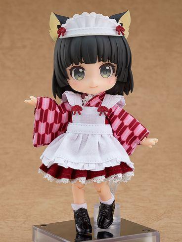 Nendoroid Doll Catgirl Maid: Sakura фигурка