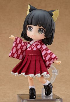 Фигурка Nendoroid Doll Catgirl Maid: Sakura изображение 1