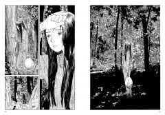 Манга Скитания Эманон. Том 2. изображение 3