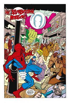 Комикс Человек-Паук 1994 источник Человек-Паук