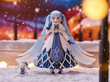 figma Snow Miku: Glowing Snow ver. фигурка