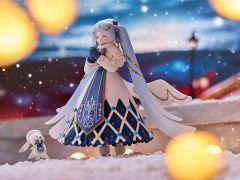 Фигурка figma Snow Miku: Glowing Snow ver. серия Vocaloid
