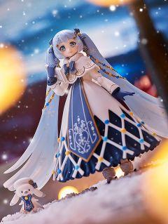 Фигурка figma Snow Miku: Glowing Snow ver. источник Hatsune Miku