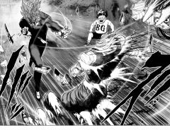 Манга One-Punch Man. Книга 10 издатель Азбука-Аттикус