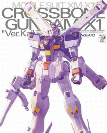 1/100 MG CROSSBONE GUNDAM X-1 VER. KA category.gundam