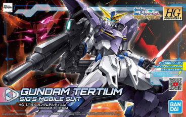 1/144 HGBD:R GUNDAM TERTIUM category.gundam