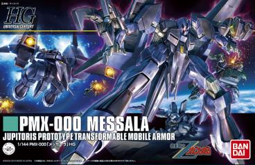1/144 HGUC PMX-000 MESSALA category.gundam