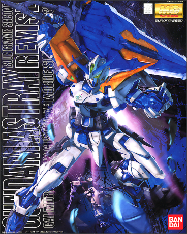 1/100 MG GUNDAM ASTRAY BLUE FRAME SECOND REVISE category.gundam
