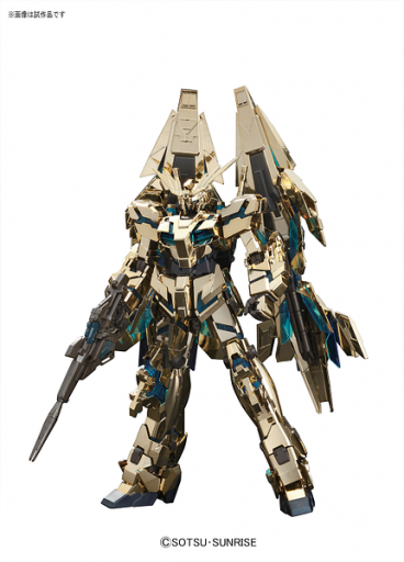 1/100 MG UNICORN GUNDAM 03 PHENEX (FENIX) category.gundam