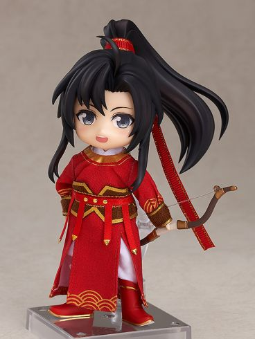 Nendoroid Doll Wei Wuxian: Qishan Night-Hunt Ver. фигурка