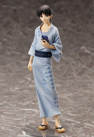 Shinji Ikari: Yukata Ver. фигурка