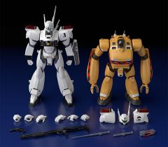 Модель MODEROID AV-98 Ingram & Bulldog Set серия MODEROID