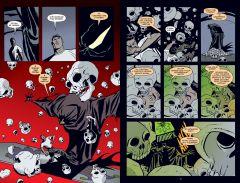 Комикс Бэтмен. Эго автор Дарвин Кук