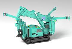 Модель MODEROID MAEDA SEISAKUSHO Spider Crane (Green) производитель Good Smile Company