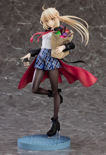 Saber/Altria Pendragon (Alter): Heroic Spirit Traveling Outfit Ver. фигурка