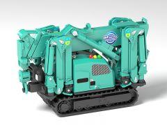 Модель MODEROID MAEDA SEISAKUSHO Spider Crane (Green) серия MODEROID