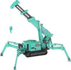 Модель MODEROID MAEDA SEISAKUSHO Spider Crane (Green) изображение 6