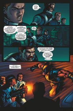 Комикс Росомаха. Полное собрание. Том 1 (Д. Уэй) серия Marvel