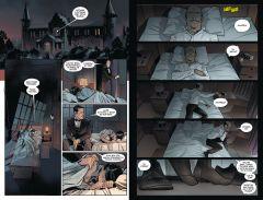 Комикс Бэтмен. День отца автор Том Тэйлор