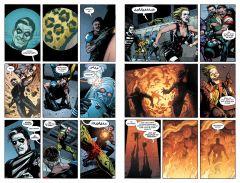 Комикс Часы Судного дня. Книга 1 серия DC Comics