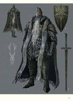 Артбук Dark Souls II: Иллюстрации изображение 11