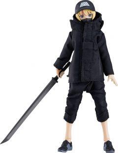 Фигурка figma Female Body (Yuki) with Techwear Outfit изображение 8