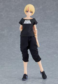 Фигурка figma Female Body (Yuki) with Techwear Outfit изображение 2
