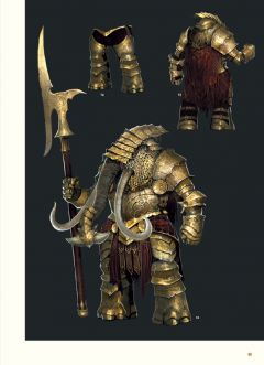 Артбук Dark Souls II: Иллюстрации изображение 5