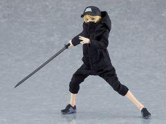 Фигурка figma Female Body (Yuki) with Techwear Outfit серия figma Styles